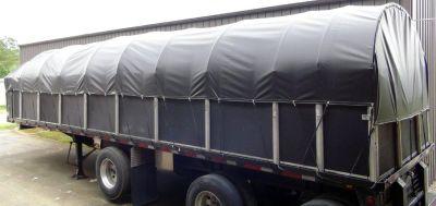 Flatbed Covered Wagon OH-TN steady run