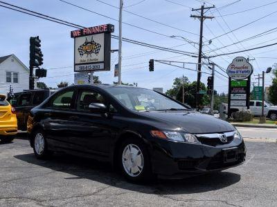 2011 Honda Civic Hybrid (Crystal Black Pearl)