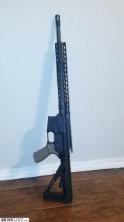 For Sale/Trade: AR build-nearly complete