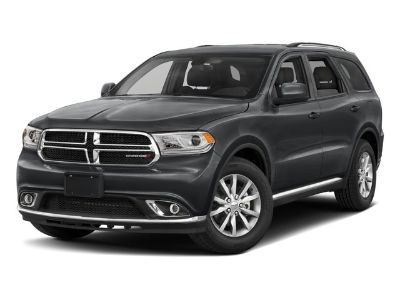 2017 Dodge Durango Crew (DB Black Crystal Clearcoat)