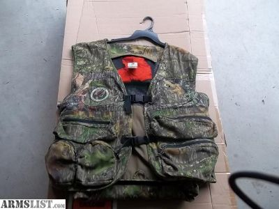 For Sale: NWTF hunting vest