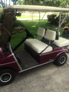 Electric Club Car Golf Cart