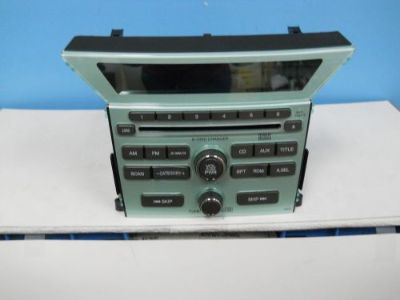 Find 2009 11 Honda Pilot CD6 Radio wDisplay 39100 SZA A400 motorcycle in Booneville, Mississippi, United States, for US $199.95