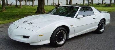 1992 Pontiac Trans AM GTA
