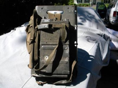 WW2 / Korean War PRC-10 Radio set