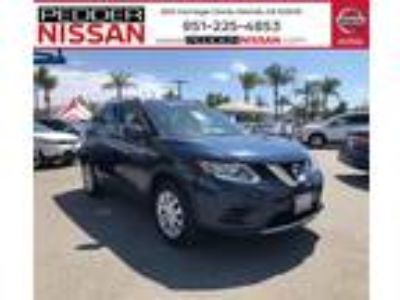 Used 2016 Nissan Rogue Blue, 42.3K miles
