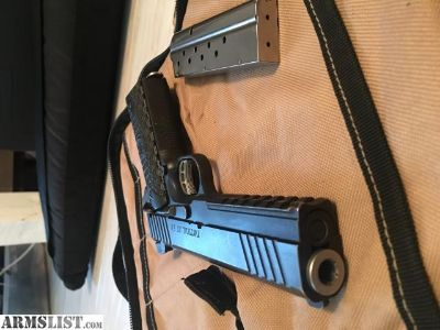 For Sale: STI 1911 tactical 5.0 ss 9mm