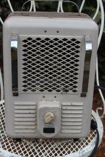 Vintage Rival Tital Portable Space Heater