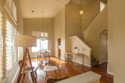 Rent a private room in furnished view home + monthly housekeeping!