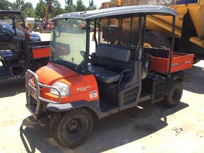 2016 (unverified) Kubota RTV1140CPX 4x4 Utility Vehicle