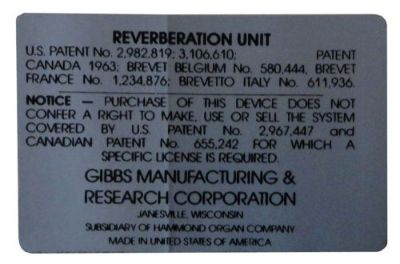 Buy 1964 1965 Lincoln Reverberation Decal motorcycle in San Diego, California, United States, for US $6.92