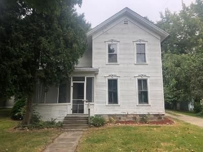 2 Bed 1.5 Bath Foreclosure Property in Concord, MI 49237 - Hanover St