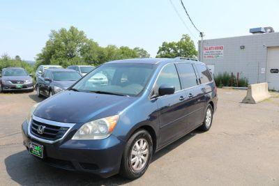 2010 Honda Odyssey EX-L w/DVD (Blue)