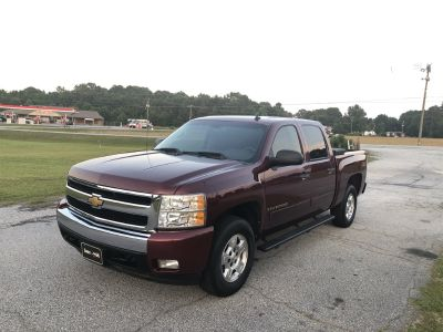 2008 Chevrolet Silverado 1500 Work Truck (Red)