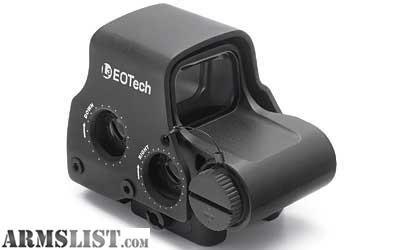For Sale: EOTECH EXPS3-0 NV 65/1 MOA CR123 QD