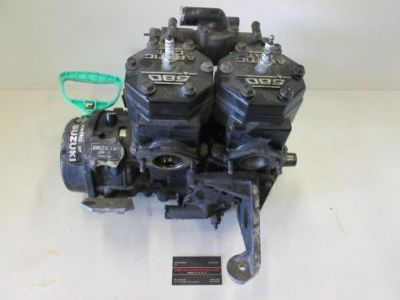 Buy ARCTIC CAT 580 CARB POWDER SPECIAL ENGINE 1996 motorcycle in Pullman, Washington, United States, for US $399.00