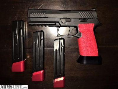 For Sale: 3-Gun Sig P320