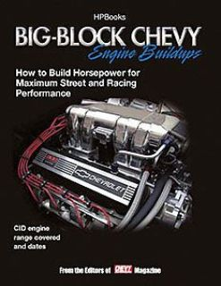 Buy HP Books 1-557-884848 Book: Big Block Chevy Engine Buildups motorcycle in Delaware, Ohio, United States, for US $18.65