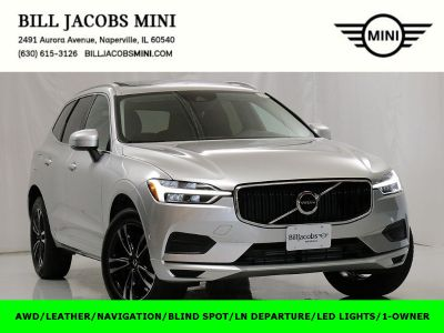 2019 Volvo XC60 (Bright Silver Metallic)
