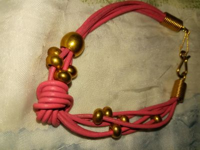 Awesome Coral bracelet