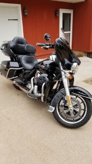 2014 Harley-Davidson® Touring Electra Glide® Ultra Classic®