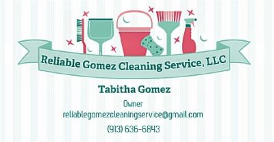 Reliable Gomez Cleaning Service