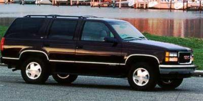 1999 GMC Yukon Denali Denali (Onyx Black)