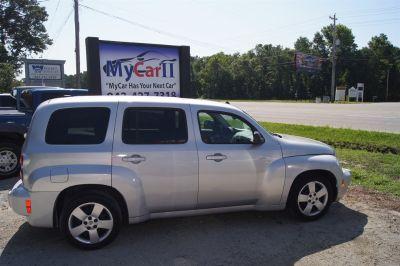 2011 Chevrolet HHR LS (Silver)