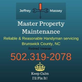 Master Property Maintenance Handyman Services