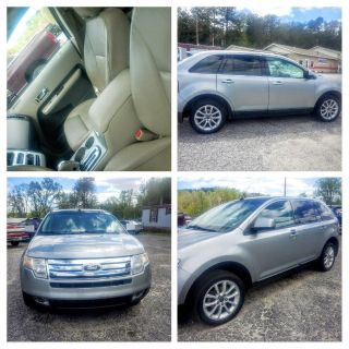 2007 Ford Edge SEL Plus (Green,Ligh)