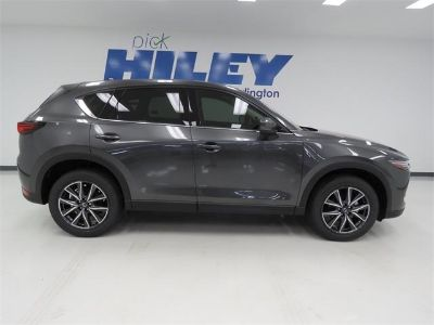 2018 Mazda CX-5 Grand Touring (Machine Gray Metallic)
