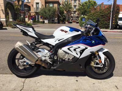 2016 BMW S 1000 RR Sport Marina Del Rey, CA