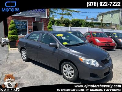 2009 Toyota Corolla LE (Magnetic Gray Metallic)
