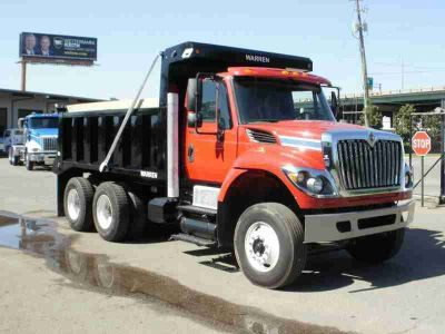 2013 International 7500 Sfa