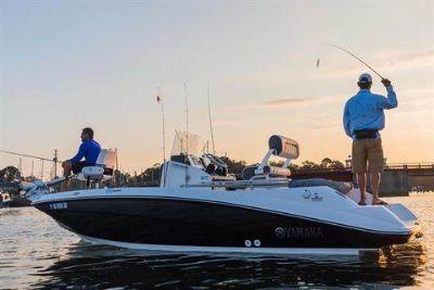 2018 Yamaha 190 FSH Deluxe Jet Boats Afton, OK