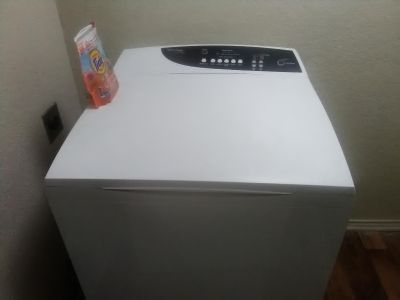 Fisher and Paykel Smart Load Electric Dryer