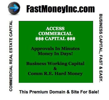Attention Private Money  Hard Money  Business Lending Brokers and Lenders