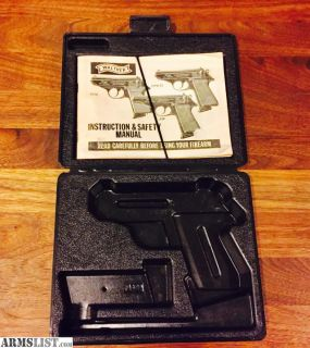 For Sale: Walther gun case