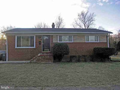 4101 Offut Dr Camp Springs, this is a short sale!!all brick