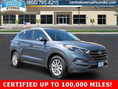 2016 Hyundai Tucson Eco (Coliseum Gray)