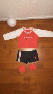 American Girl Doll Volleyball Set (discontinued)