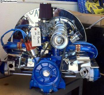 vw 1835 Complete Engine bug ghia trike sand rail