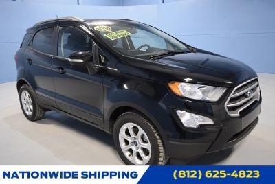 2018 Ford EcoSport SE (Shadow Black)