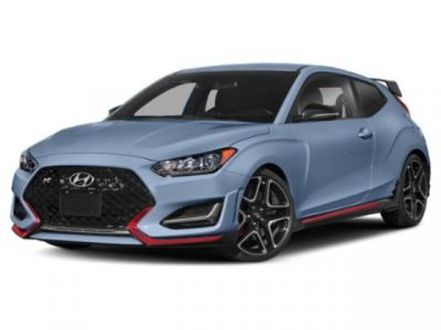 2019 Hyundai Veloster N (Racing Red)