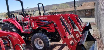 2018 Mahindra 2655 Shuttle OS Compact Tractors Wilkes Barre, PA