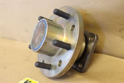 Purchase 5 On 4.5 Bolt On Trailer Wheel Hub New Jeep Ford 5x4.5 motorcycle in Ogden, Utah, United States, for US $40.00