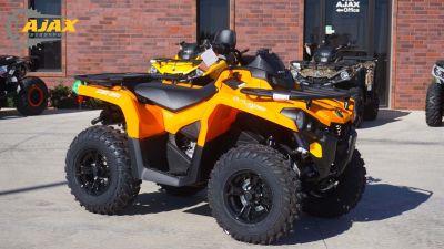 2018 Can-Am Outlander DPS 450 Utility ATVs Oklahoma City, OK