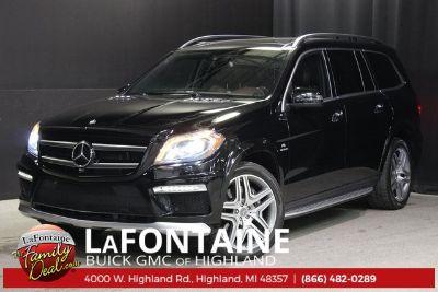 2015 Mercedes-Benz GL-Class GL63 AMG (Obsidian Black Metallic)