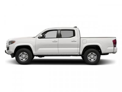 2018 Toyota Tacoma SR Double Cab 5' Bed V6 4x4 AT (Super White)