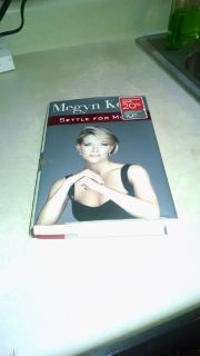 "Megan Kelly's Autobiography ""Settle For More"""